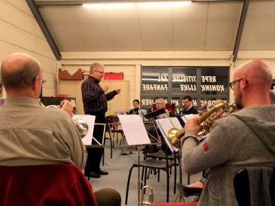 Repetitie met Peter Willen december 2013